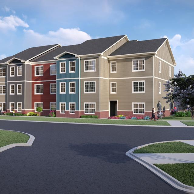 Jamestown Apartments Fort Wayne Floor Plans: Fort Wayne, IN